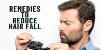 remedies to reduce hair fall