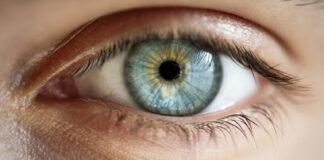 Freshness in eyes